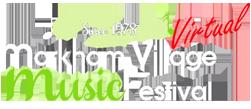 Markham Village Music Festival Logo